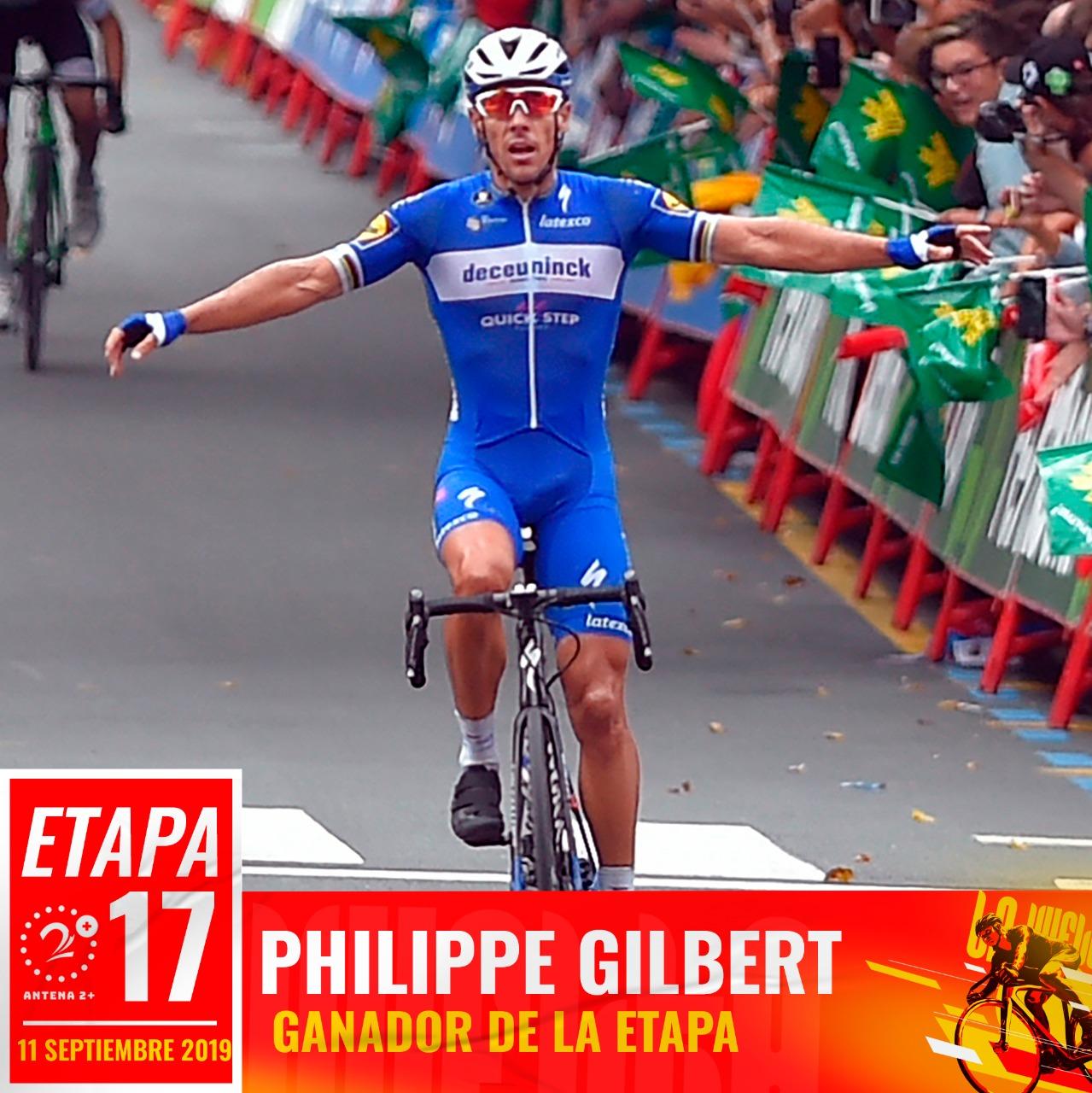 Vuelta a España, etapa 17