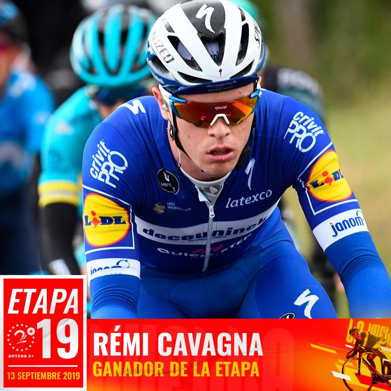 Rémi Cavagna(Quick Step)