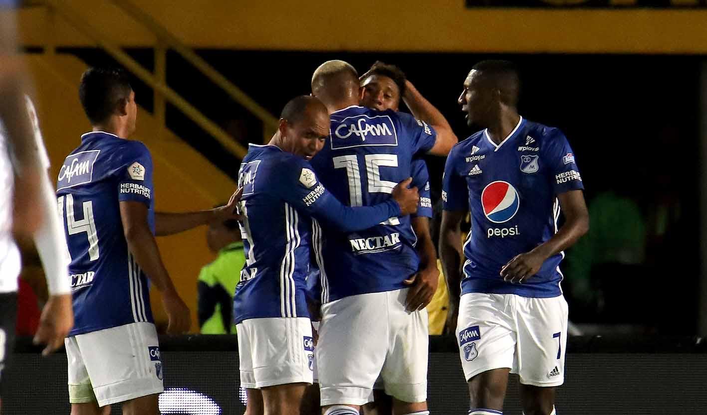 Empezaron las salidas: primer jugador que se va de Millonarios - Antena 2