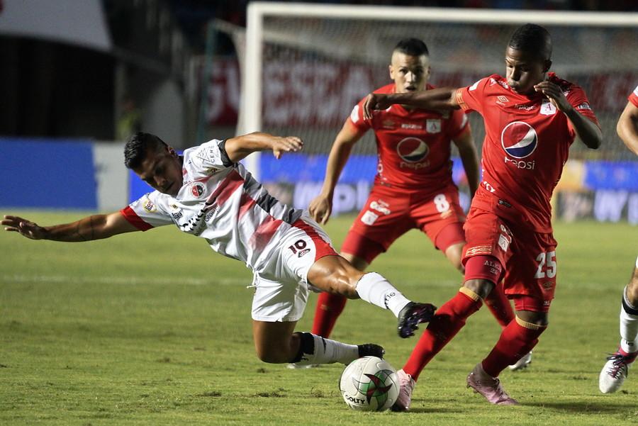 América gana por W ante Cúcuta; Dimayor canceló el partido | Antena 2