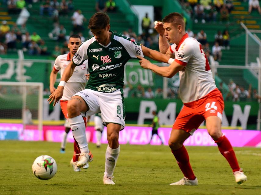 EN VIVO: Deportivo Cali Vs. Santa Fe - Cuadrangulares Liga Águila - Antena 2