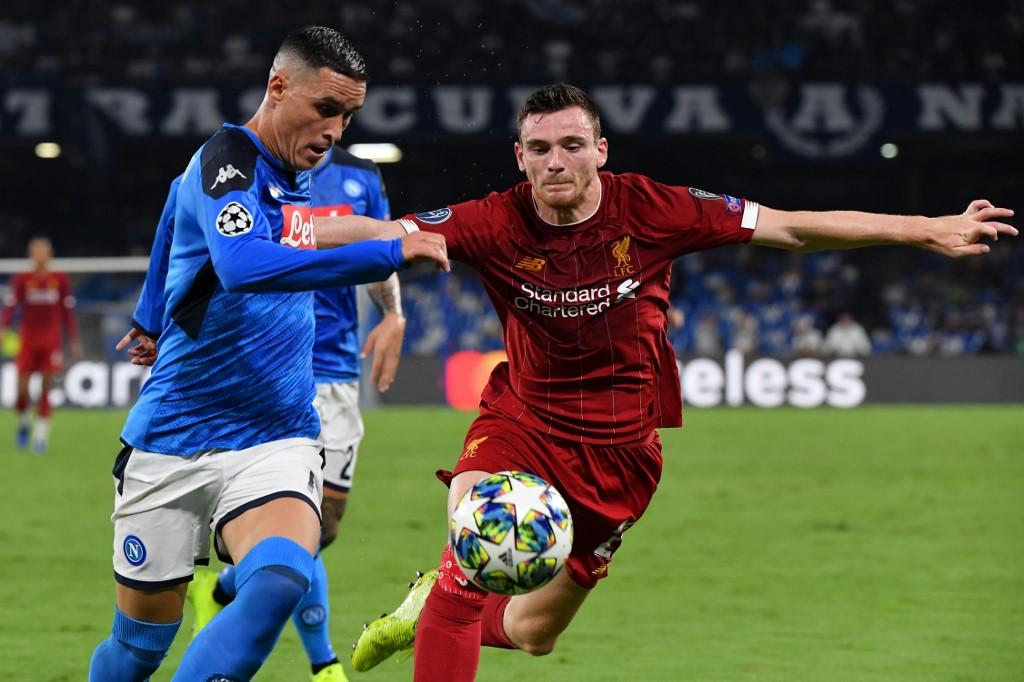 Liverpool vs Napoli EN VIVO - Champions League  | Antena 2