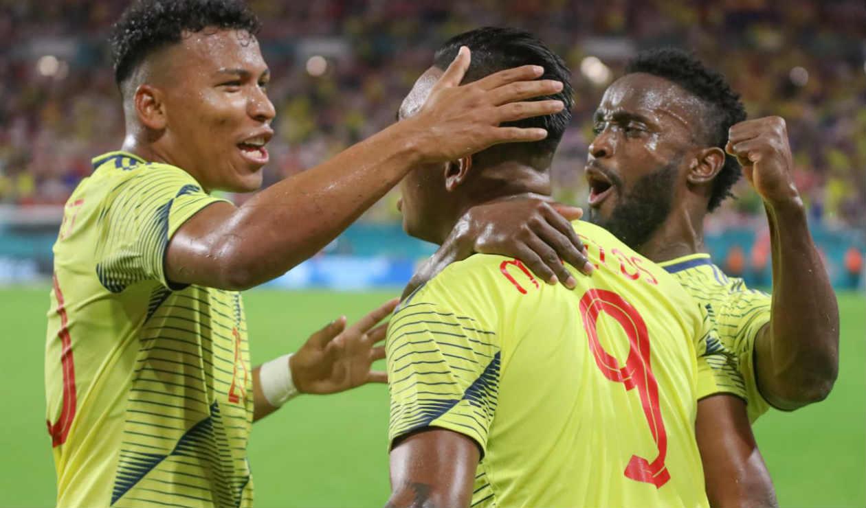 Colombia vs Ecuador: hora, canal para ver partido - EN VIVO Fecha Fifa | Antena 2