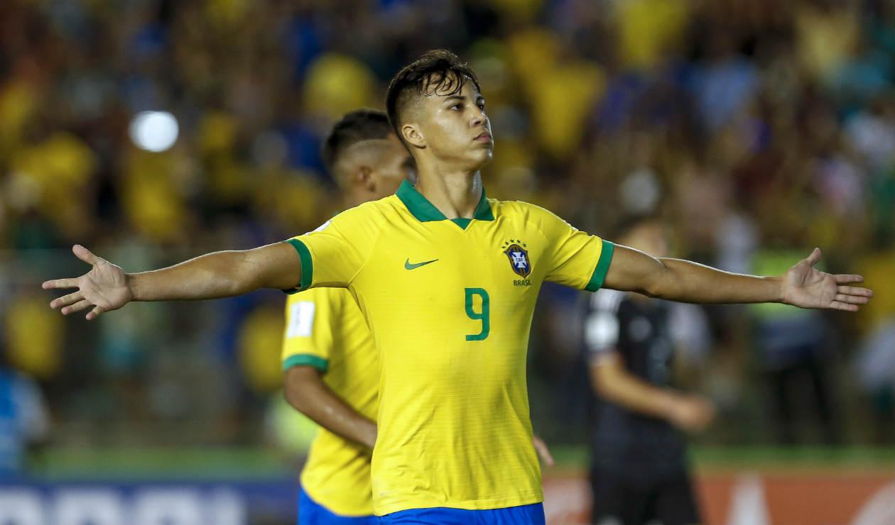 Resultado de imagen para brasil sub 17 campeon