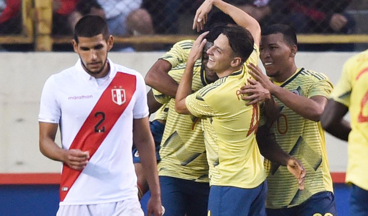 Colombia vs Perú: hora y canal para ver el partido, fecha FIFA  | Antena 2