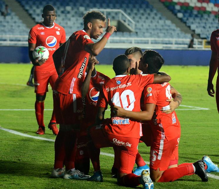 Liga Águila: así se encuentran los cupos a Libertadores y Sudamericana   Antena 2