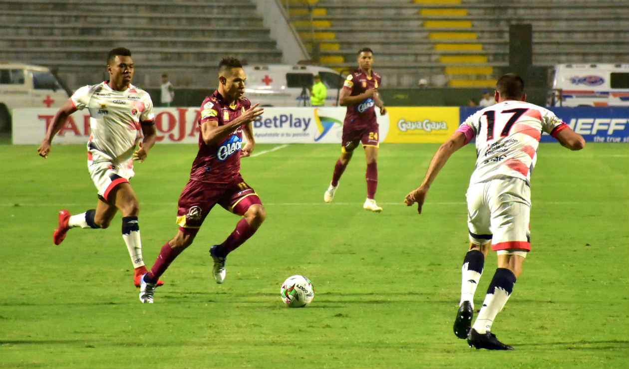 EN VIVO: Cúcuta Vs. Deportes Tolima - Cuadrangulares Liga Águila - Antena 2