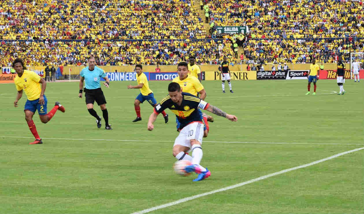 Colombia Vs. Ecuador: Datos a tener en cuenta antes del partido | Antena 2