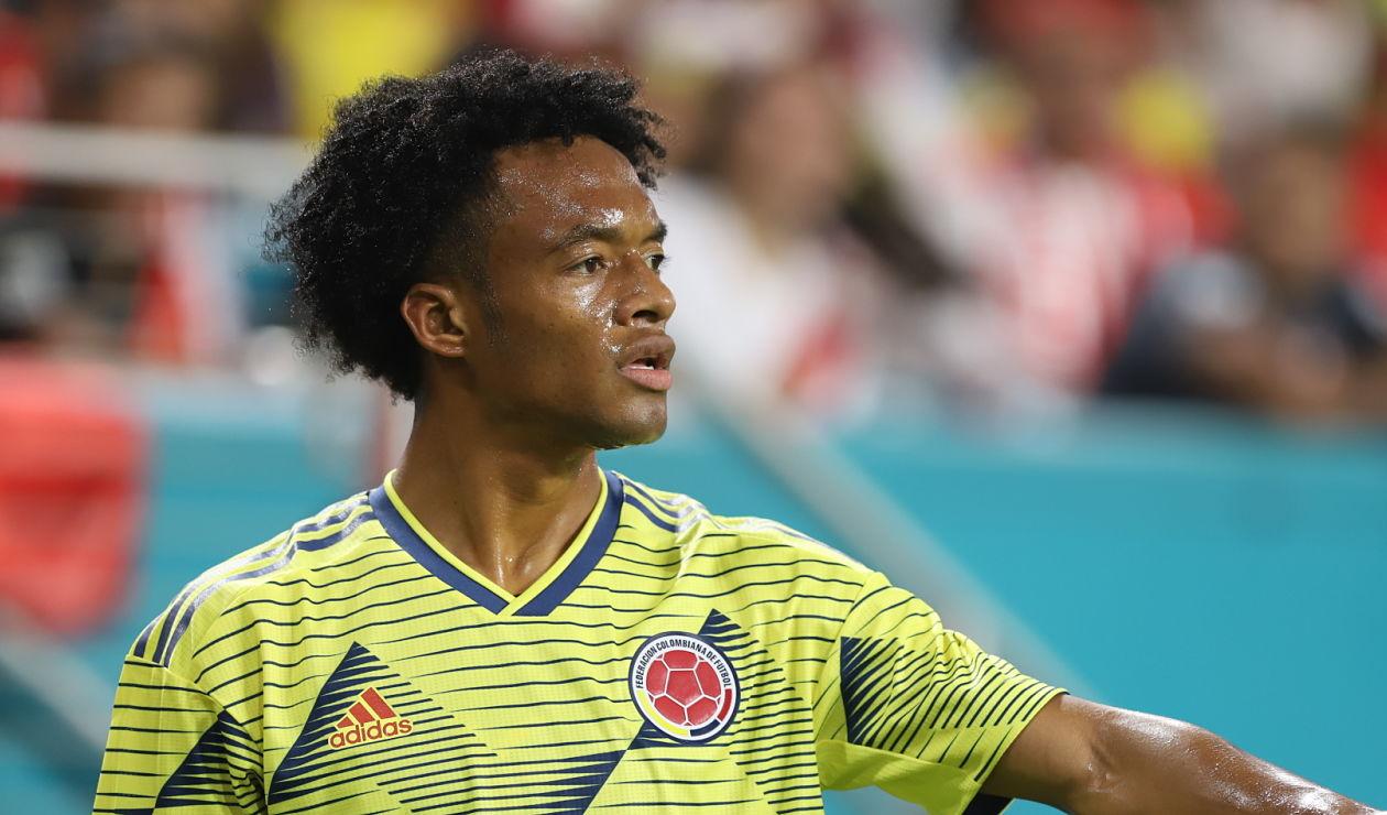 Colombia estrenará uniforme para el partido ante Ecuador en New Jersey | Antena 2