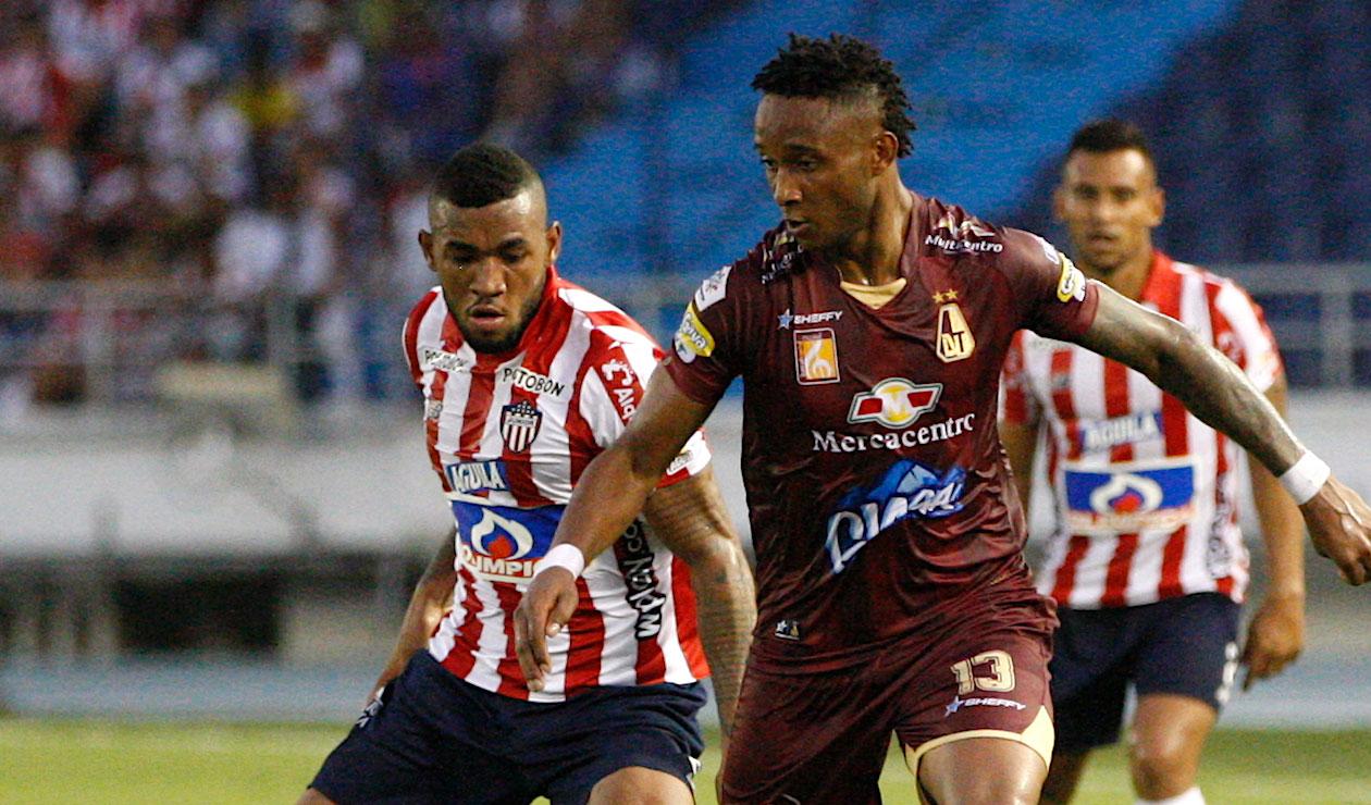 EN VIVO: Junior vs Deportes Tolima, finales Liga Águila - Antena 2