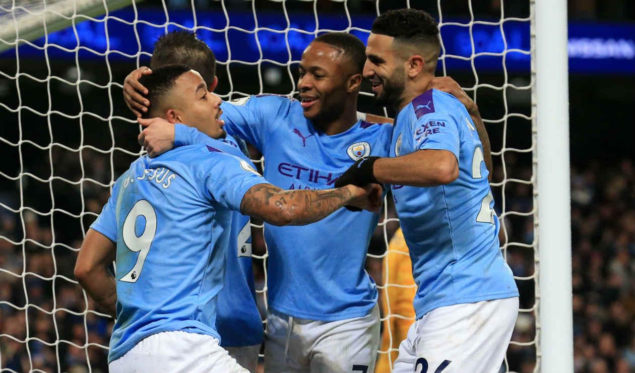 Manchester City remontó y derrotó a Leicester en la Premier League | Antena 2