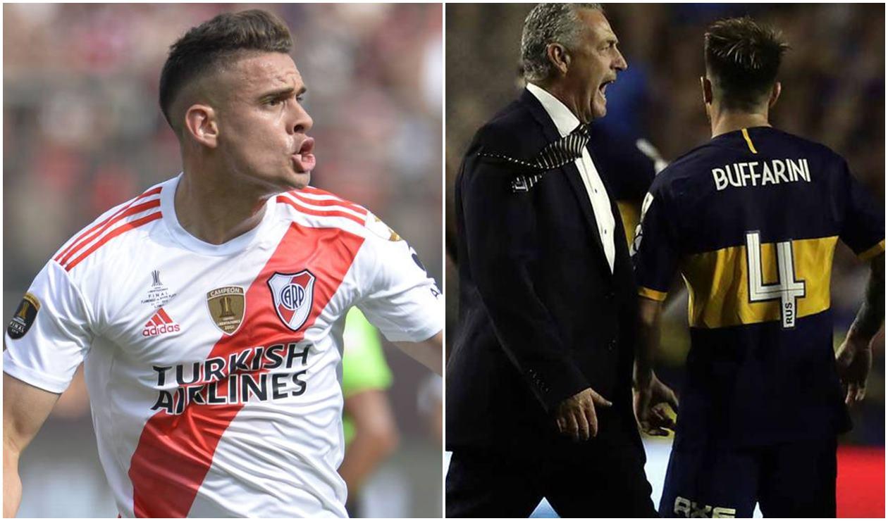Boca y River sufrieron sendas derrotas en la última jornada del año   Antena 2