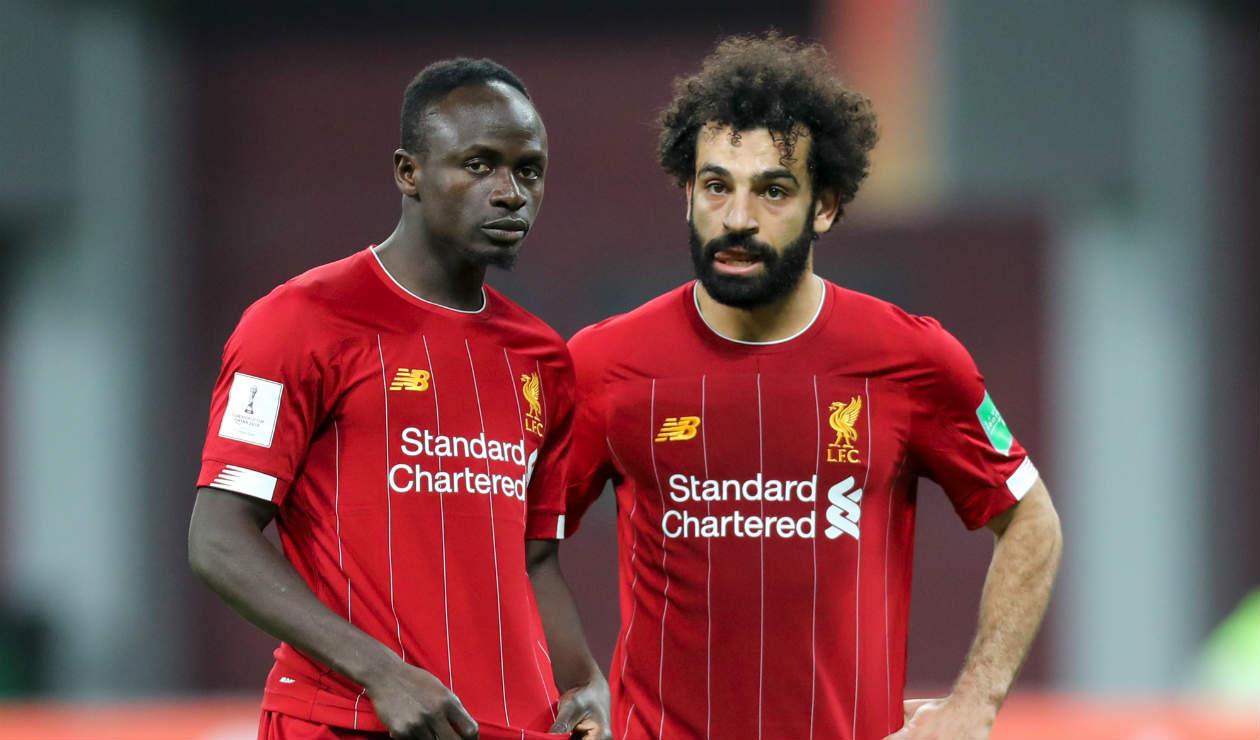 Liverpool comunicó que Sadio Mané tiene coronavirus | Antena 2