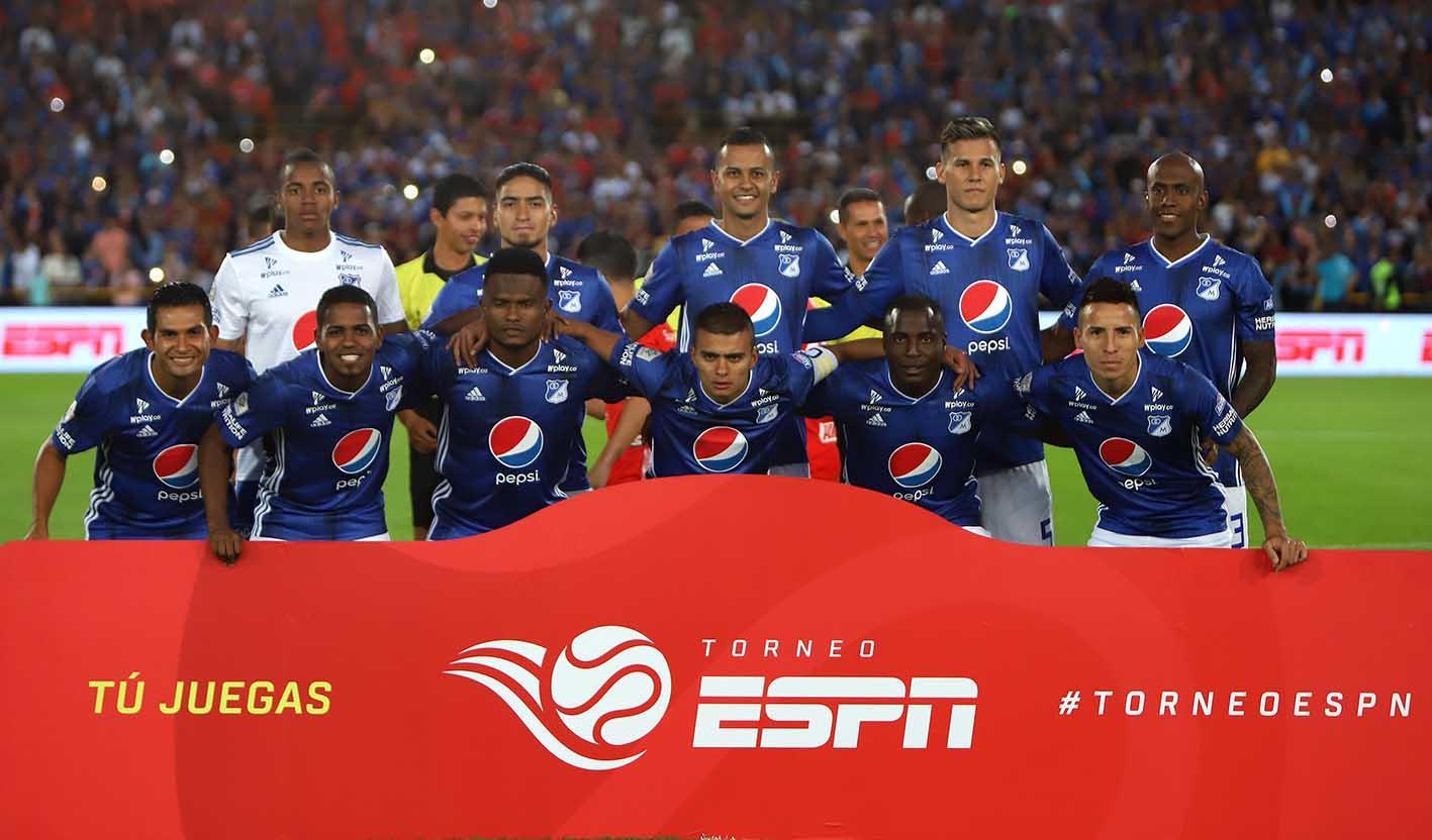 Millonarios con tres jugadores lesionados para iniciar Liga Betplay   Antena 2