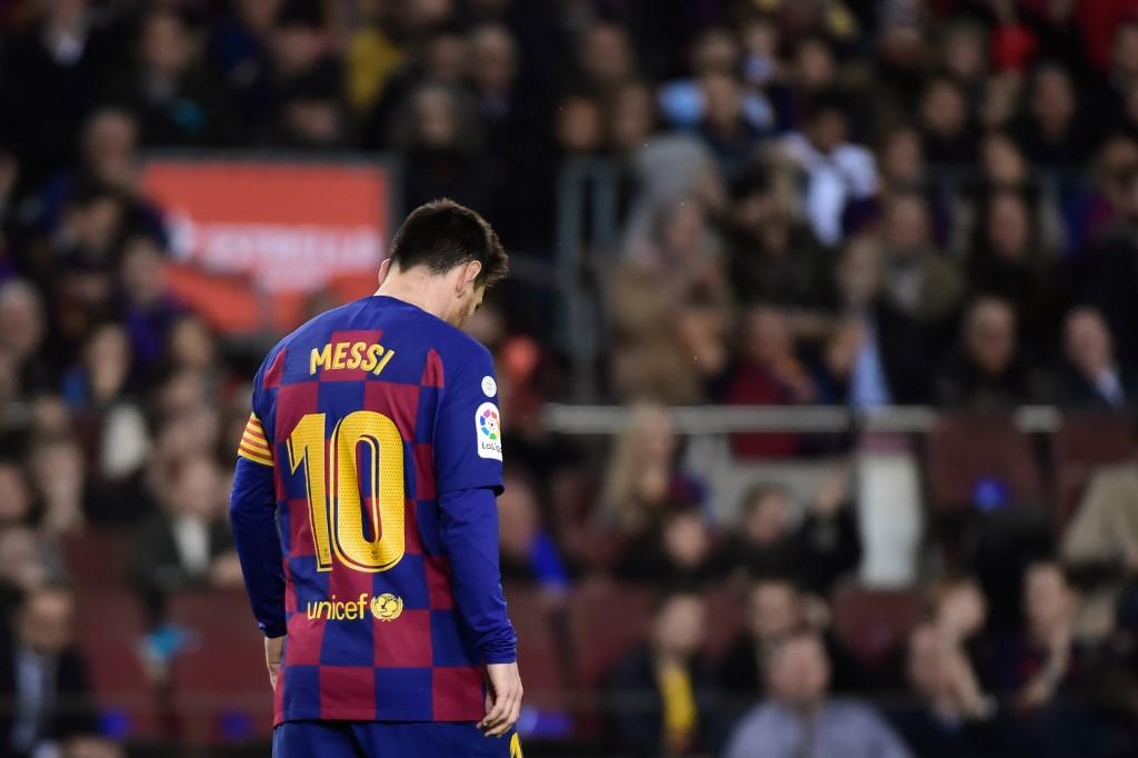 Barcelona y Messi con molestias ya están en Lisboa para la Champions | Antena 2
