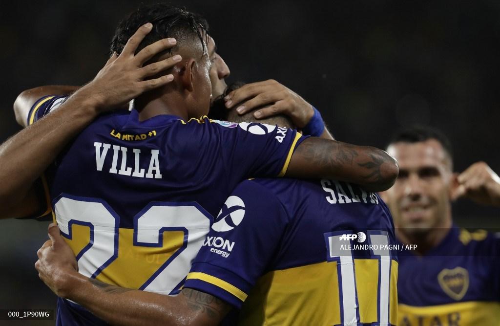 Internacional vs Boca fue aplazado por la muerte de Maradona | Antena 2