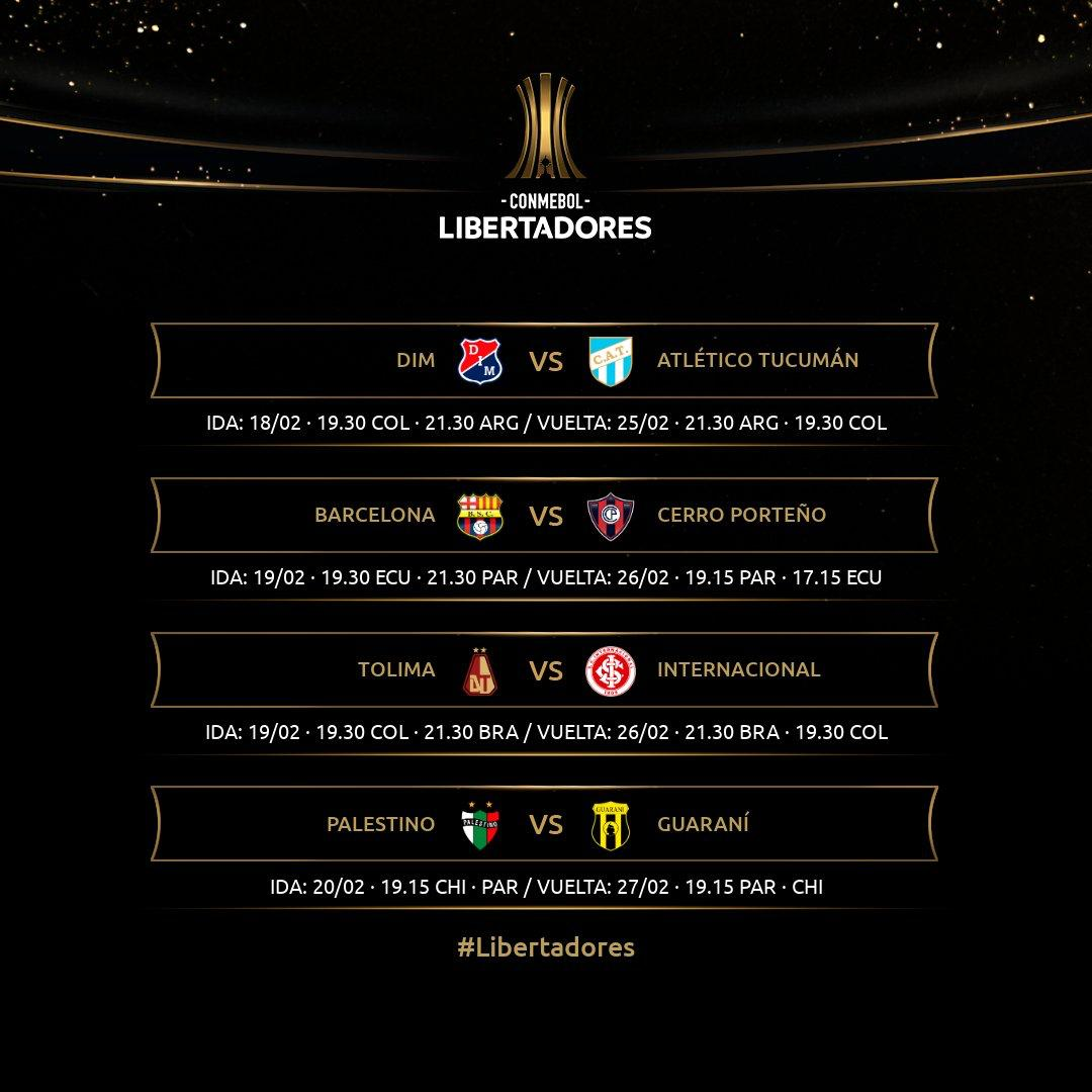 Copa Libertadores 2020, fase 3