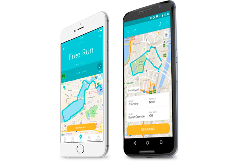 RunKeeper, app para correr