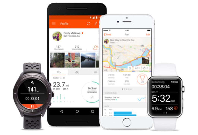 Strava, app para practicar running