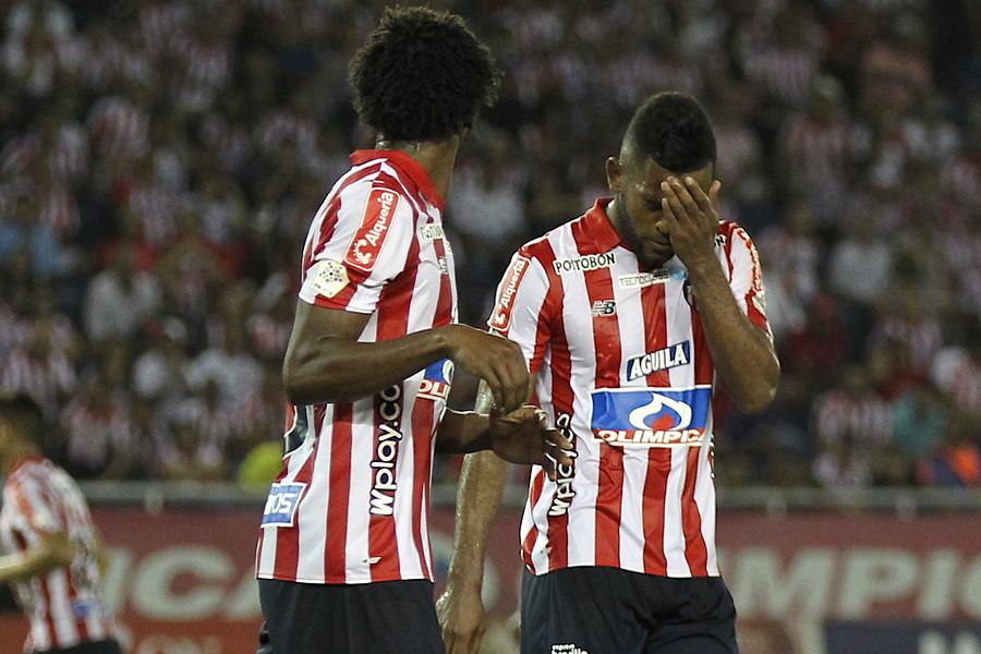 Junior: Amaranto dice que Miguel Borja no jugó por pedido de directivo | Antena 2
