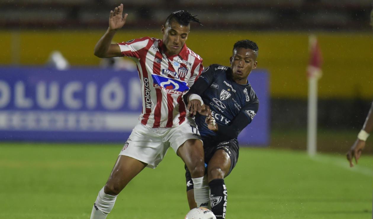 Junior vs Independiente del Valle: hora y canal en Colombia y EE.UU. | Antena 2
