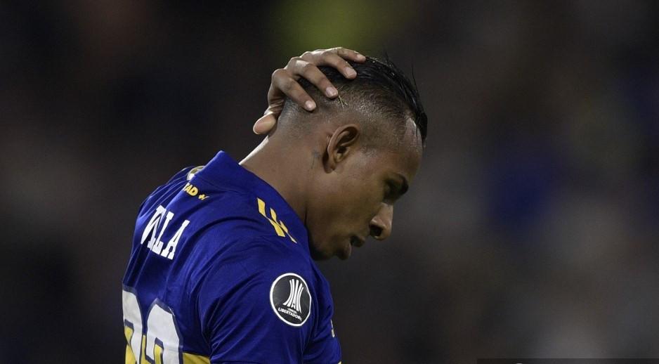 Boca: la calificación que recibió Villa tras ocho meses de ausencia | Antena 2