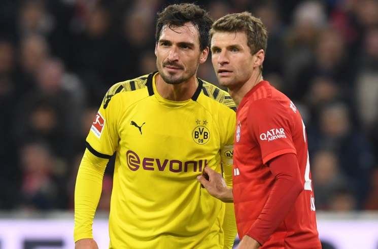 Fútbol Alemania: Bundesliga; fecha 26, partidos desde 15 de mayo | Antena 2