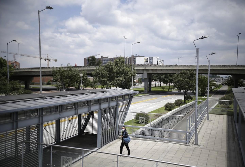 Cuarentena Colombia: pico y placa Bogotá, anuncio de Claudia López   Antena 2