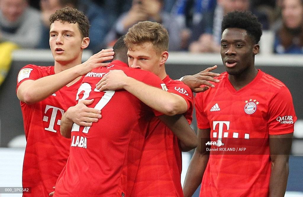 Bayern Múnich: Pareciera que nadie le quita el título Bundesliga | Antena 2