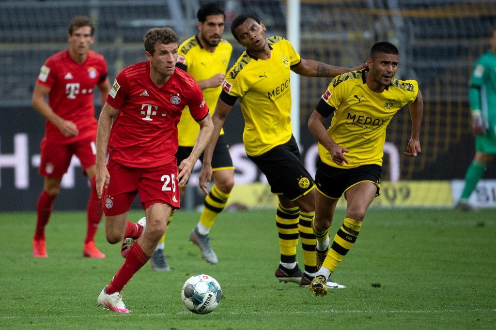 Bundesliga, fecha 28: tabla de posiciones: Bayern Munich cerca título | Antena 2