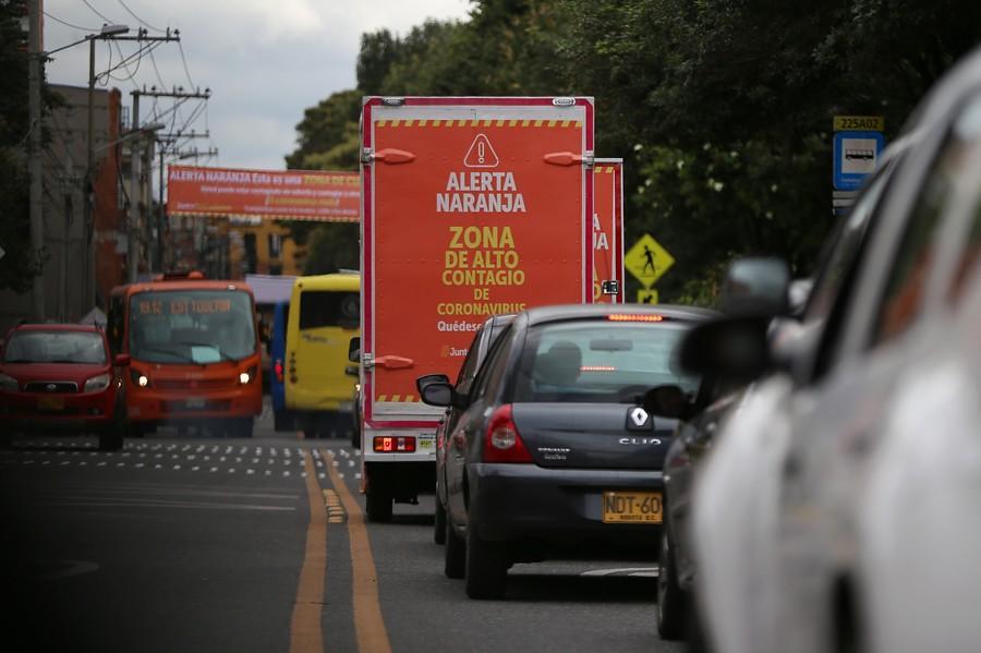 Cuarentena obligatoria en Colombia irá hasta el 31 de mayo | Antena 2