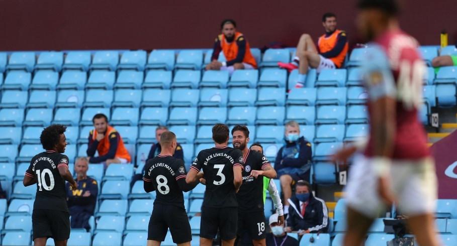 Aston Villa vs Chelsea: jugadas, goles y resultado del partido | Antena 2