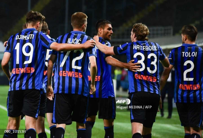 Atalanta remontó y derrotó a Lazio en la Serie A | Antena 2