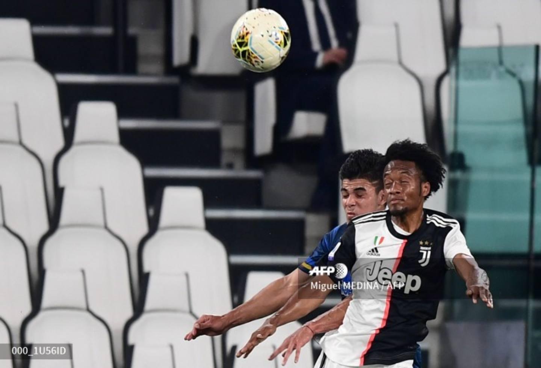 Juventus goleó a Lecce y se afianza en el liderato de la Serie A | Antena 2