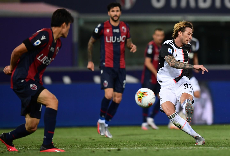Serie A: Juventus venció a Bolonia y se consolida en el liderato | Antena 2