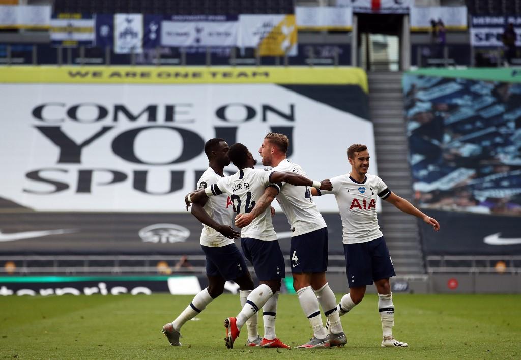 Tottenham venció a Arsenal y se acerca a puestos de Europa  | Antena 2