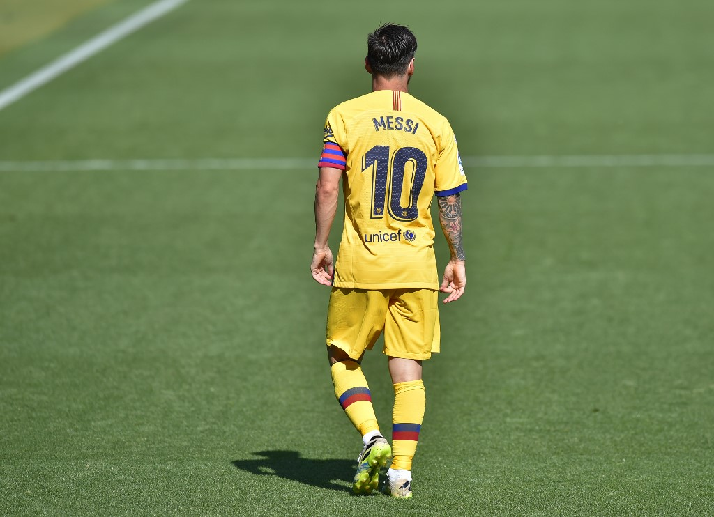 Barcelona: declaraciones de Lionel Messi, pichichi de la Liga Española | Antena 2
