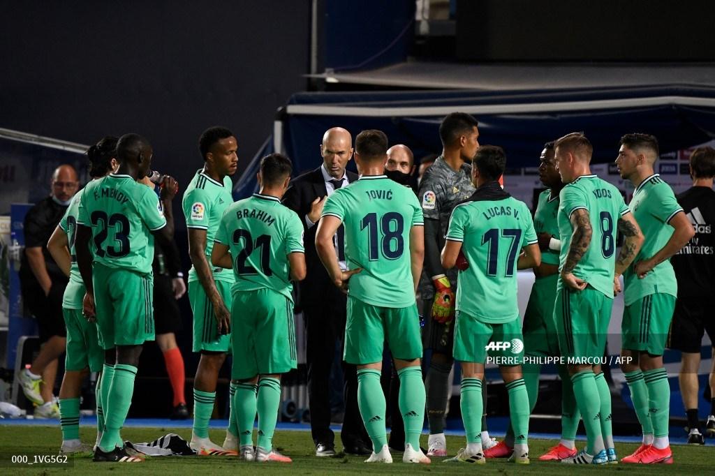 Real Madrid vs Manchester City: detalles del juego de Champions | Antena 2