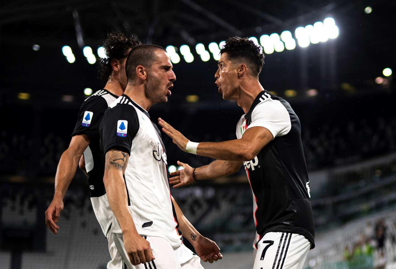 Juventus ganó y pudo celebrar el noveno scudetto consecutivo | Antena 2