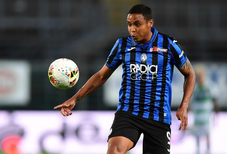 Gol de Muriel en triunfo de Atalanta sobre Sampdoria en la Serie A | Antena 2