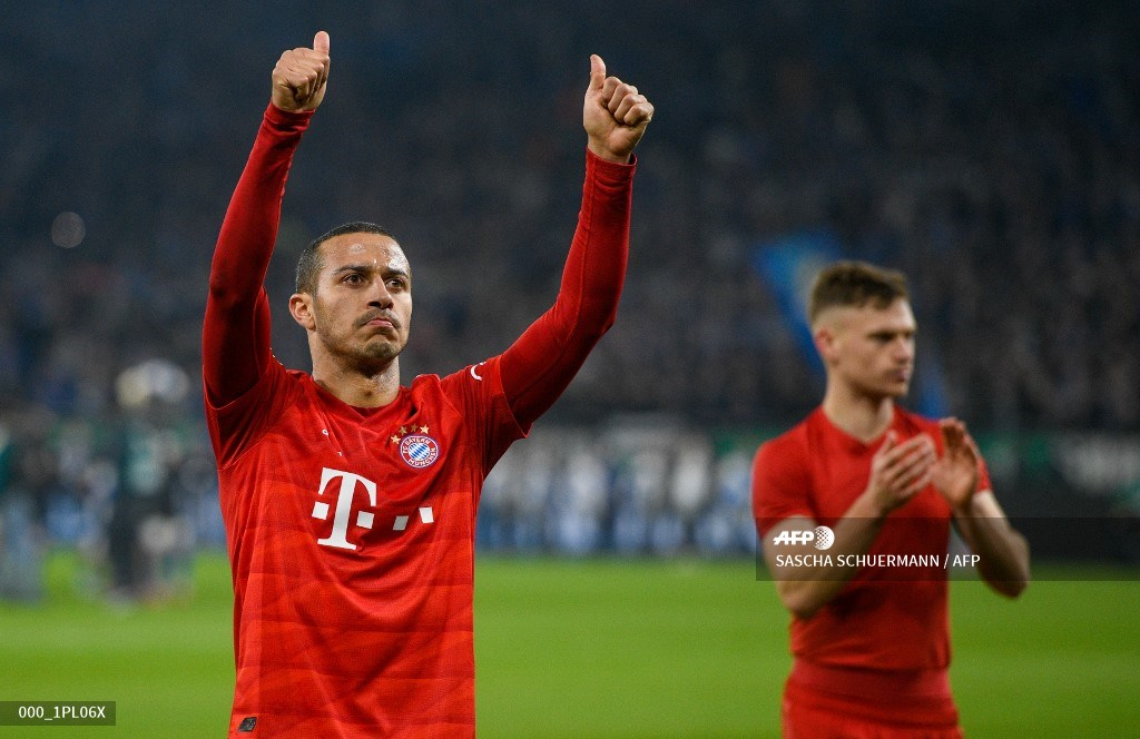 Liverpool cerró el fichaje Thiago Alcántara, dejó el Bayern Munich | Antena 2