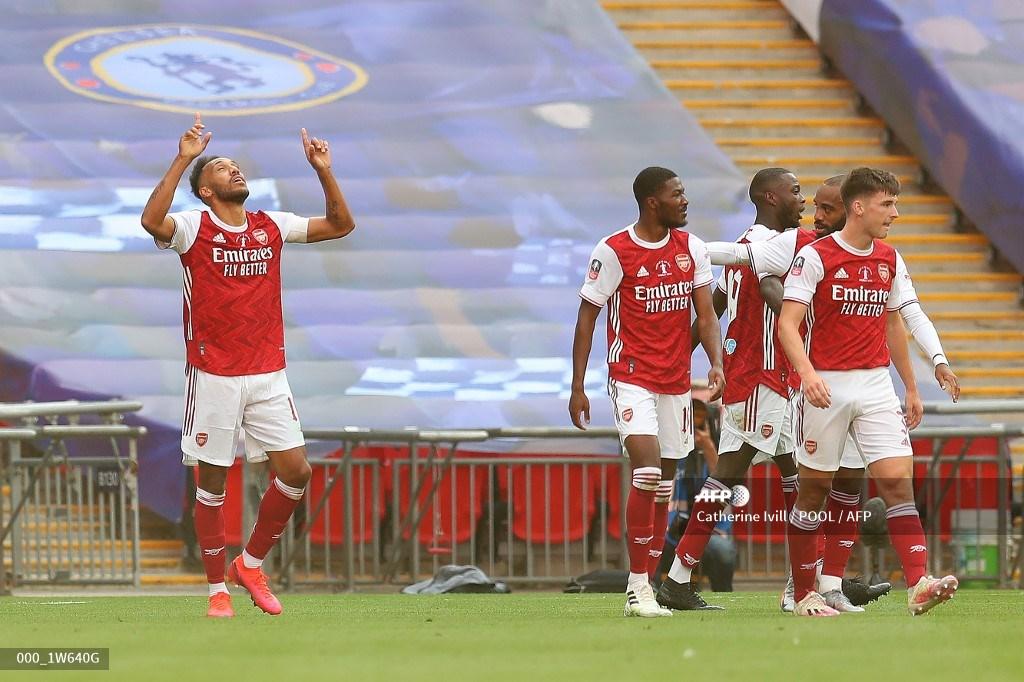 Arsenal campeón FA Cup 2020: venció a Chelsea en Wembley | Antena 2