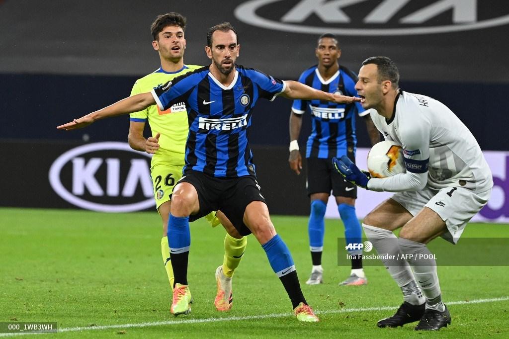 Europa League: Inter, Manchester Utd, Shakhtar y Copenhague a cuartos | Antena 2