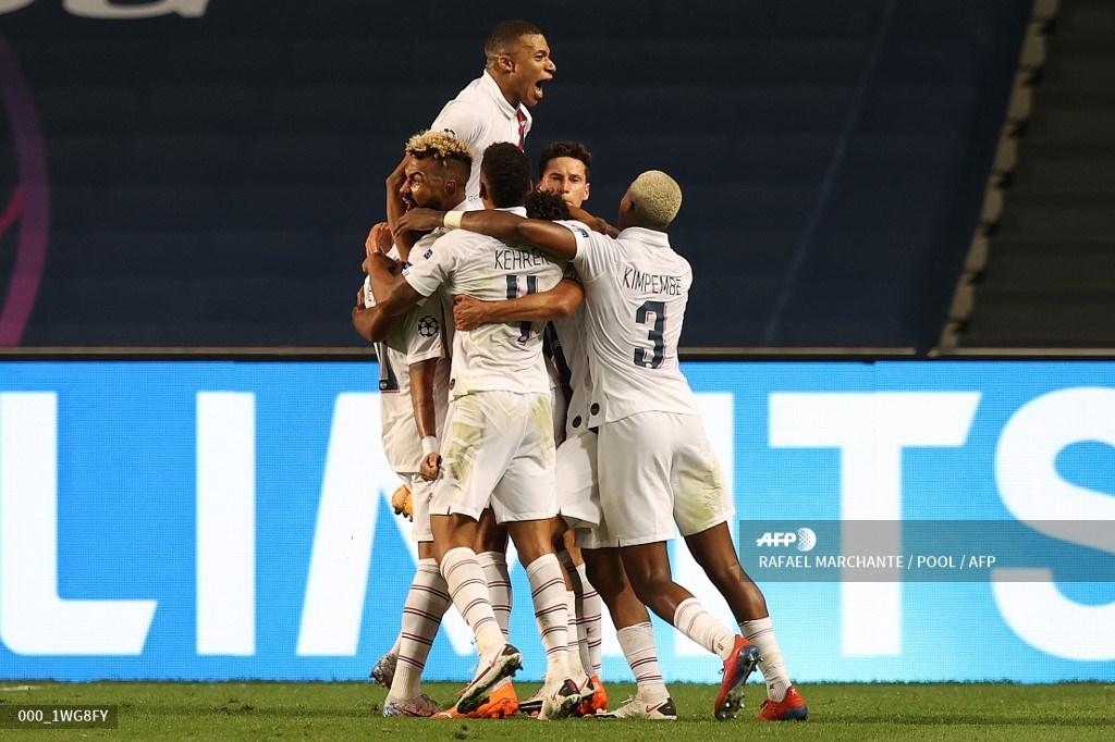 Champions League: PSG, favorito contra Leipzig en las semifinales 2020   Antena 2