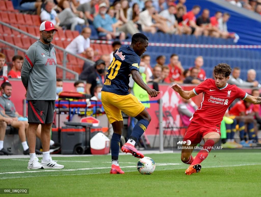 Liverpool ficha a juvenil alemán y piensa en el recambio del equipo | Antena 2
