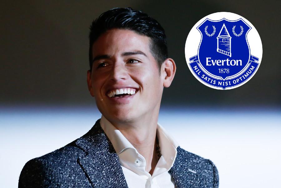 James al Everton: precio del fichaje, salario y tiempo de contrato  | Antena 2