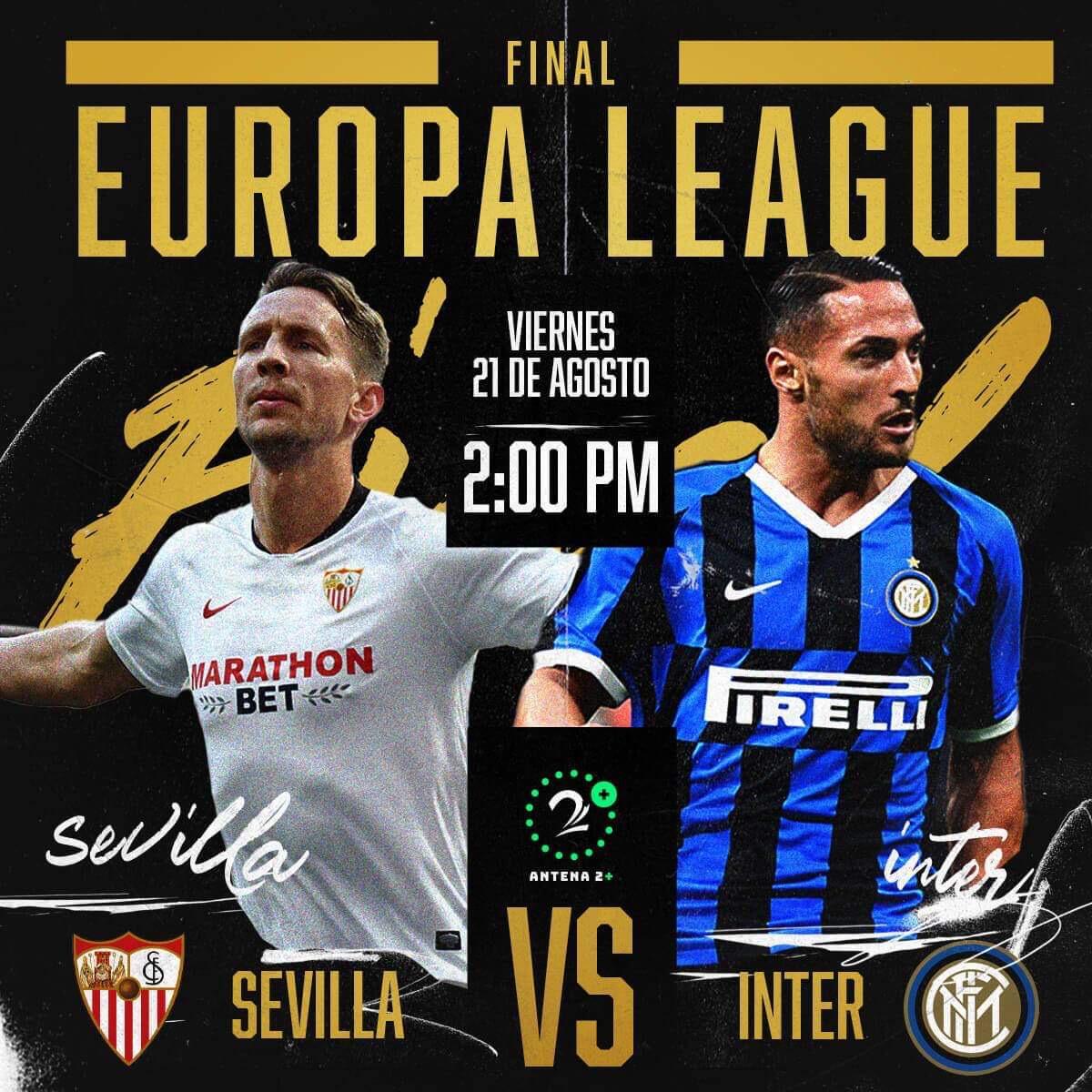 Sevilla vs Inter