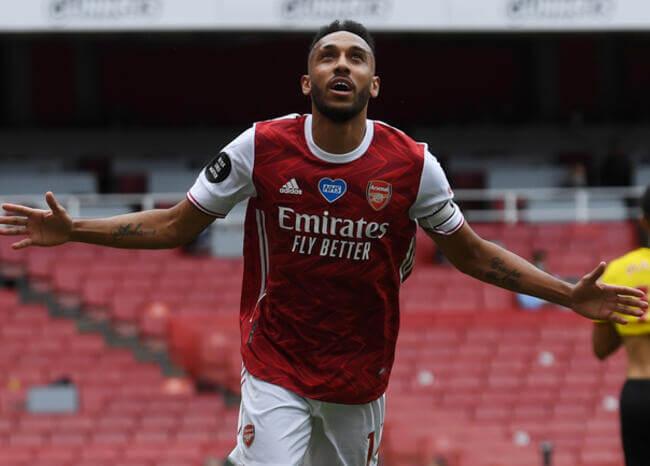 Aubameyang le dio la Community Shield al Arsenal ante el Liverpool | Antena 2