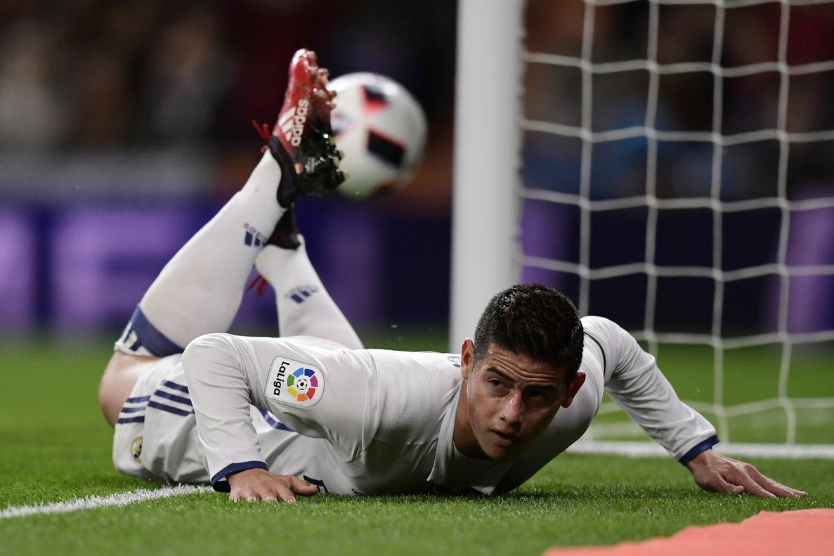 Real Madrid: cuánto pagará Everton por el fichaje de James | Antena 2