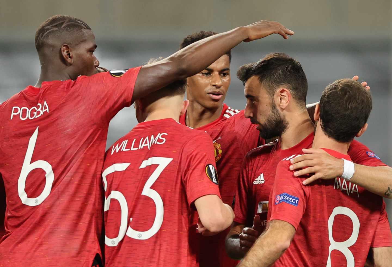 Manchester United vence en el descuento a un Brighton | Antena 2